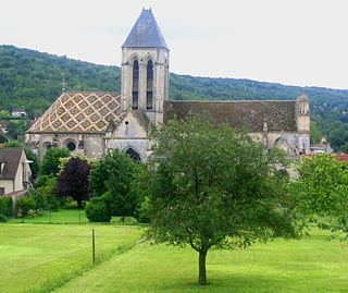 Vétheuil Commune in Île-de-France, France