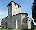 Vianne - Église Saint-Christophe - Extérieur -7.JPG