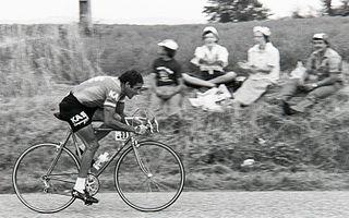 Vicente López Carril Spanish cyclist