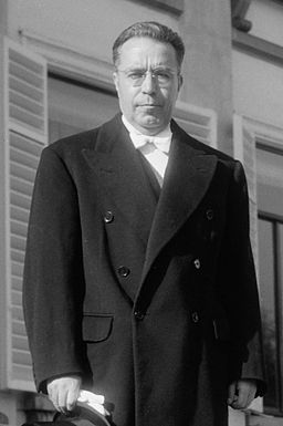 Victor Paz Estenssoro 1958