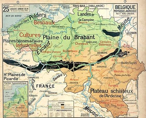 Carte Belgique Communautes Et Regions.Belgique Vikidia L Encyclopedie Des 8 13 Ans