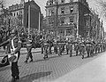 Viering van het 10 jarig bestaan van de NATO in Mainz met een militaire parade,, Bestanddeelnr 910-2733.jpg