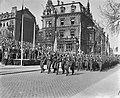 Viering van het 10 jarig bestaan van de NATO in Mainz met een militaire parade,, Bestanddeelnr 910-2735.jpg