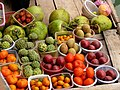 Vietnam 08 - 46 - fruit for sale on Halong Bay (3171231510).jpg