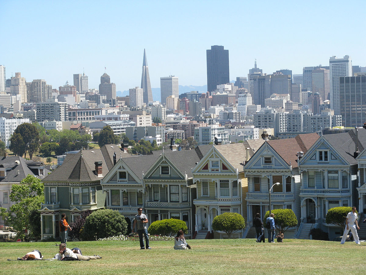 San Francisco/Western Addition – Travel guide at Wikivoyage