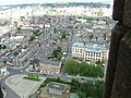 View from the top of the Anglican Cathedral Tower, Liverpool. - geograph.org.uk - 97970.jpg