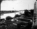 View of Bangkok, Siam, looking over the River Menam Wellcome L0020116.jpg