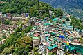View of Gangtok city from Ropeway.jpg