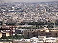 View over Yazd from Towers of Silence - Zoroastrian Sepulchre - Central Iran (7429157176).jpg