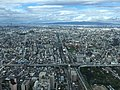 View to the west from Abeno Harukas (2).jpg