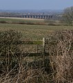 View towards John O'Gaunt viaduct - geograph.org.uk - 693777.jpg