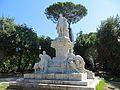 Villa Borghese - Monumento a Wolfgang Goethe - panoramio.jpg