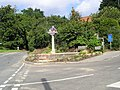 Village sign at Northrepps - geograph.org.uk - 222035.jpg
