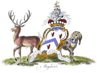 Viscount Maynard British viscountcy