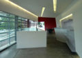 Vitra fire station, upper level interior 1, Zaha Hadid.jpg