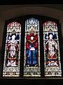 Vitrail Dunstan, Thomas More, Lanfranc - Saint-Dunstan, Cantorbéry.jpg