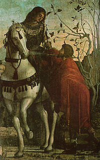 polyptych by Vittore Carpaccio