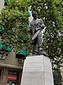 Vivaceta, Fermin estatua por Jose Carocca 20180115 fRF01.jpg