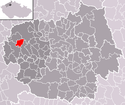Location of Vlastislav