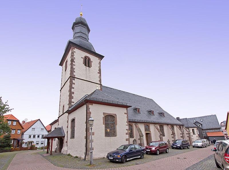 File:Vogelsberg - Herbstein - Kath. Kirche St. Jakobus - WLMMH 3584.jpg