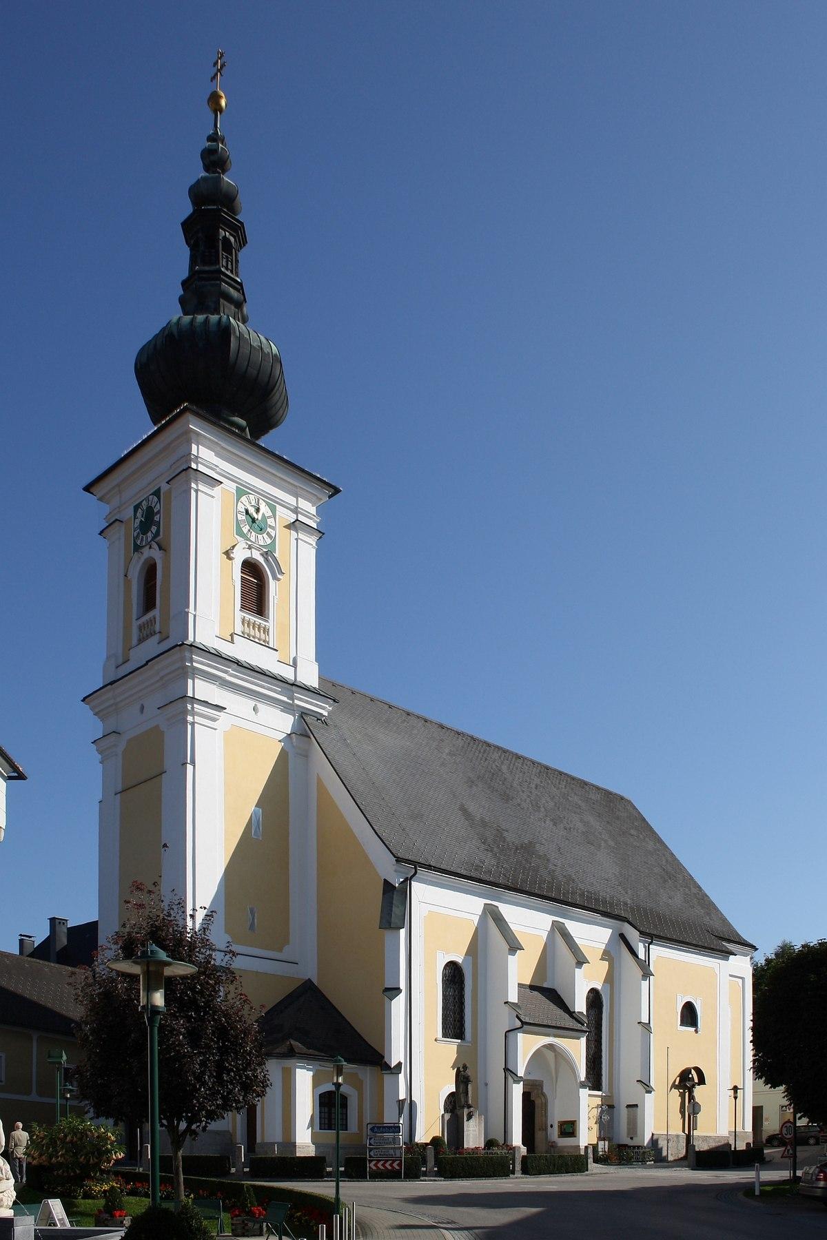 Pfarrkirche Vorchdorf Wikipedia
