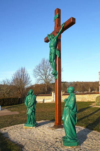 Calvaire de Voutenay-sur-Cure