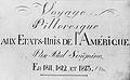 Voyage Pittoresque aux Etats-Unis de l'Amerique. Par Paul Svignine. En 1811, 1812, et 1813. (Title Page from Svinin's Portfolio of Watercolors) MET ap42.95.53.jpg