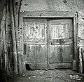 """Vrata v """"šupo"""" pri Krušcovih, Lozice 1958 (2).jpg"""