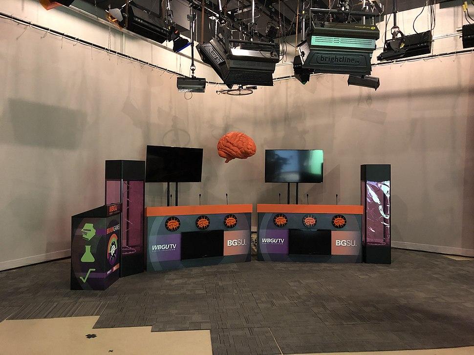 WBGU-TV Brain Set