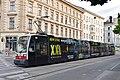 WL 786, Johann-Strauß-Gasse tram stop, Vienna, 2019 (01).jpg
