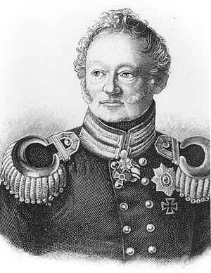 Karl Freiherr von Müffling - Karl von Müffling
