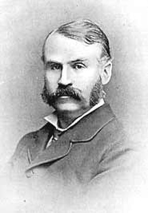 Ages Ago - W.S. Gilbert in about 1870