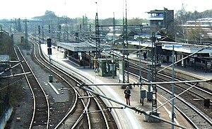 Bad Waiblingen waiblingen station