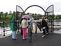 Waiting for the ferry, Enniskillen - geograph.org.uk - 1427929.jpg