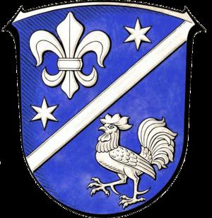Alsbach-Hähnlein - Image: Wappen Alsbach Hähnlein
