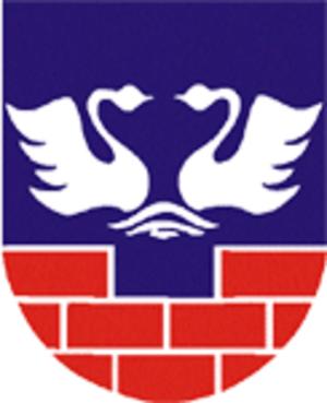 Nebelschütz - Image: Wappen Nebelschuetz