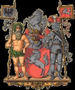 Wappen der Provinz Westfalen