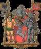 Wappen Preußische Provinzen - Westfalen