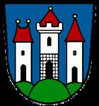Das Wappen von Trostberg