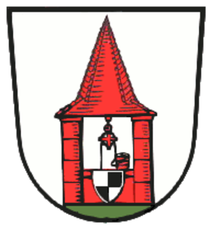 Baudenbach - Image: Wappen von Baudenbach