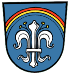 Das Wappen von Regen