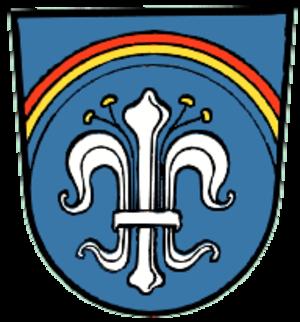 Regen - Image: Wappen von Regen