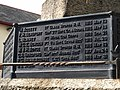 War memorial, Bovey Tracey - geograph.org.uk - 1461952.jpg