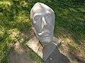 Warszawa-Open air sculpture in Przy Bażantarni Park (3).jpg