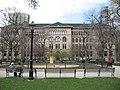 Washington Square Park & Newberry Library.JPG