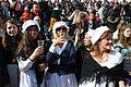 Wasvrouwen werden steeds belangrijker 1 april feest Brielle.JPG