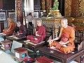 Wat Phra Sing - Ubosot - Wax statues north - P1140270.jpg