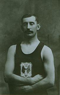 George Nevinson British water polo player