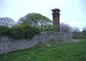 Cleadon - Cleadon water pumping station