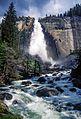 Waterfalls - Yosemite National Park, California, USA - August 1995.jpg